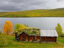 Ancient Sami House