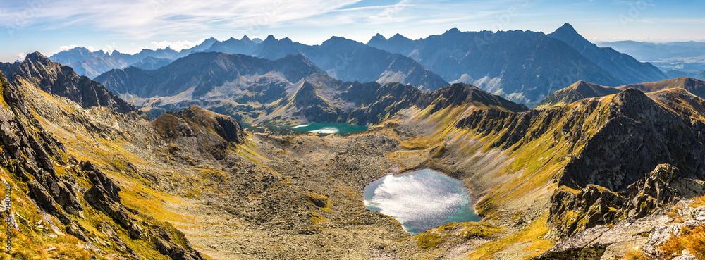 Fototapety, obrazy: Dolina Pięciu Stawów - Tatry