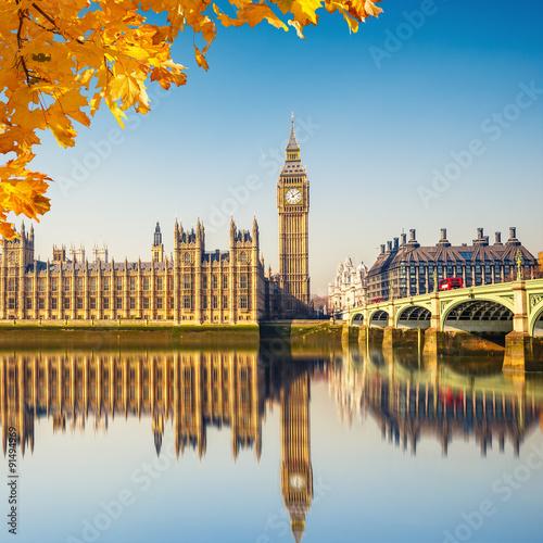 Foto  Big Ben in London
