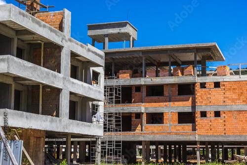 Fotografie, Obraz  Construção