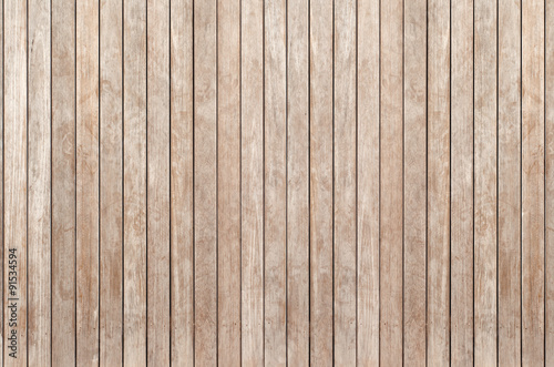 plancher bois brut Fotobehang