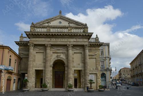 Fotografia, Obraz  Cattedrale della Madonna del Ponte a Lanciano