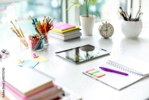 Creative office desk