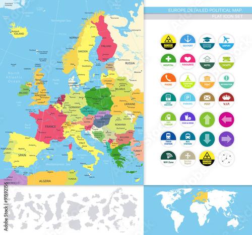 mapa-polityczna-europy