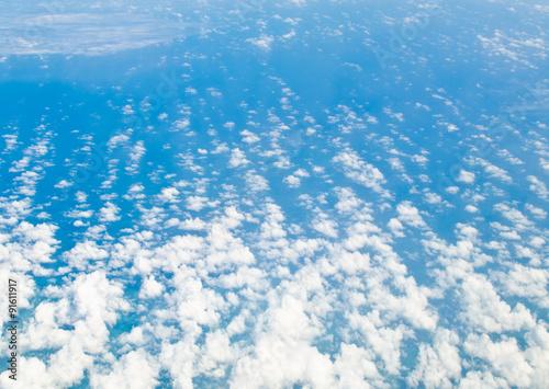 Foto op Plexiglas Arctica view of a clouds