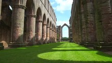 Fountains Abbey Abandoned Cath...