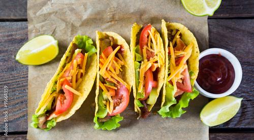 Photo  Tacos