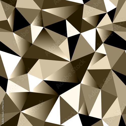 streszczenie-brazowy-gradient-geometryczne-popsutymi-trojkatny-bezszwowe-low-poly-styl-tlo