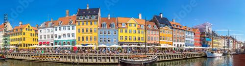 Foto auf Leinwand Skandinavien Copenhagen, Nyhavn