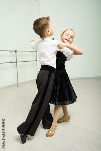 Photo Dancing, ballroom dancing, dance studio, children