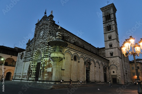 Fotografie, Obraz  Prato, il Duomo