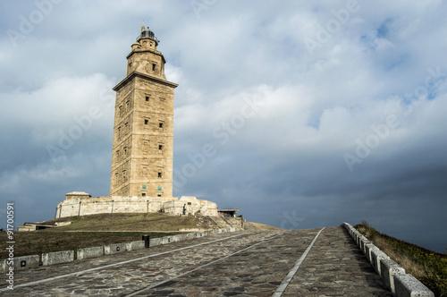 Torre de Hercules de A Coruña