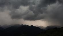 Orage En Montagne