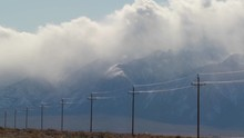 Time Lapse Over The Sierra Nev...