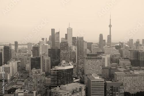 Zdjęcie XXL Zmierzch Toronto