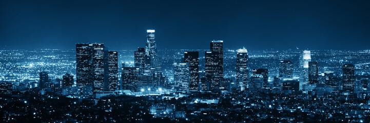 Obraz Los Angeles at night