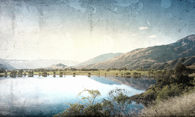 FototapetaNatural landscape