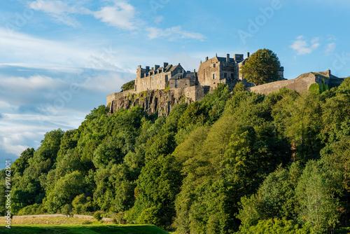 Recess Fitting Castle Stirling Castle