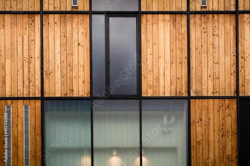 Foto  Habitation bois maison