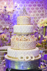 Fototapeta Wedding Cake