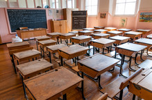 Classroom In Scotland Street S...