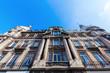 historisches Haus in der Altstadt von Antwerpen, Belgien