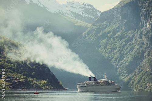 Fotografía  large ferry