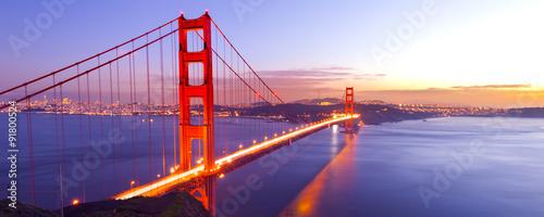Fotomural Golden Gate Bridge, San Francisco