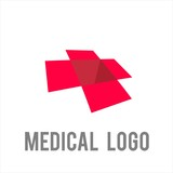 Medical Medicine Medic Hospital logo icon vector