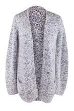 Warm Fuzzy Cardigan With Pockets