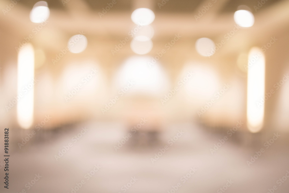 Fototapety, obrazy: Abstract background of shopping mall, shallow depth of focus.