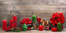 Vintage Christmas Decorations ...