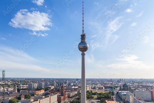 Poster Berlin Berlin Alexanderplatz
