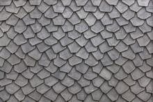 Unusual  Wooden Roof Tiles Texture