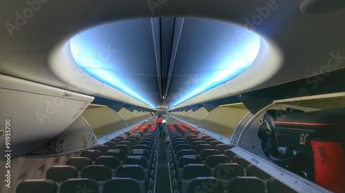 Fotografia  Cabine de passageiros
