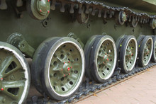 Russian Tank Caterpillar Track