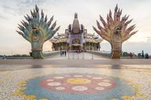 Wat Ban Rai Temple , Beautiful Museum In Temple