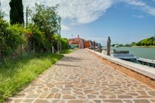 View Of Mazzorbo Island, Venice, Italy