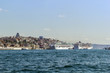 View of the ships, Istanbul