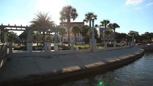 St. Augustine Street From Riverfront
