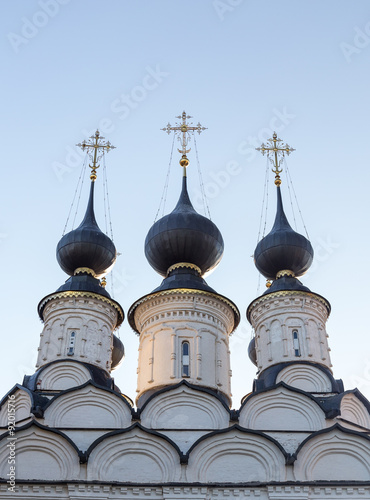 Antipius Orthodox church in city of Suzdal Russia Wallpaper Mural