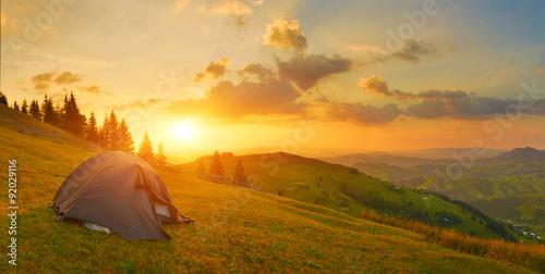 Poster Camping Camping