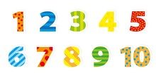 Set Of Nice Colorful Numbers