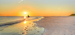 canvas print picture - Sandsträne