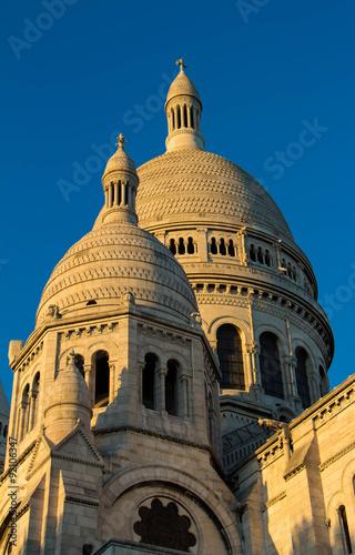 Papiers peints Monument The basilica Sacre Coeur, Paris, France.