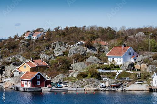 Foto op Aluminium Arctica Lillesand