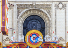 The Famous Chicago Theater On ...