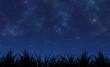 Leinwanddruck Bild - Sky