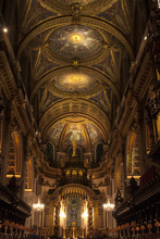 St. Paul´s Cathedral Decke 2
