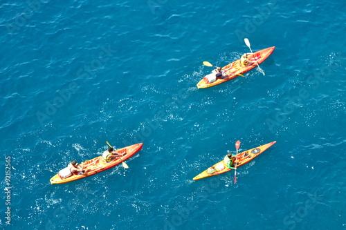 Fotomural  Canoa / kayak